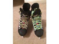 Sbk size 4 ice skates