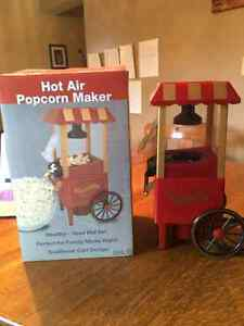 Hot air popcorn maker London Ontario image 2