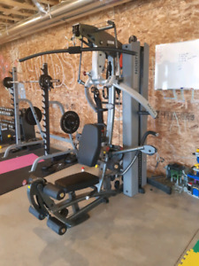 All in one home gym fusion 600