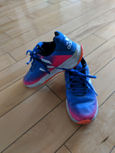 Adidas Messi running shoes, indoor soccer shoes and cleats