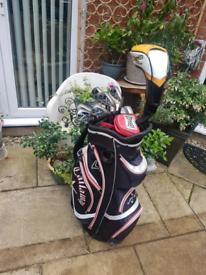 Callaway golf set.