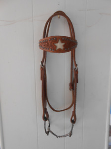 Bridle and Breast Collar