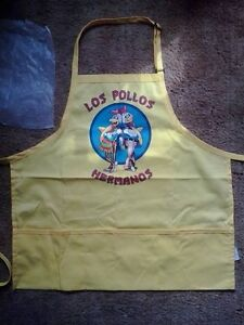 Breaking Bad Apron - never used