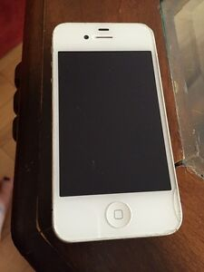 iPhone 4 16g UNLOCKED