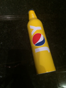 Pepsi Joy Retro Aluminium Pop Bottle