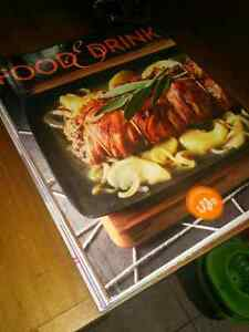 FOOD & DRINK BOOKS FROM LCBO