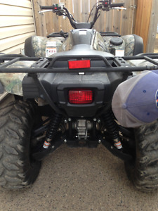 YAMAHA GRIZZLY 550 4X4 Atomatic