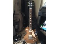 Gibson Les Paul 60s Tribute Gold Top P90s