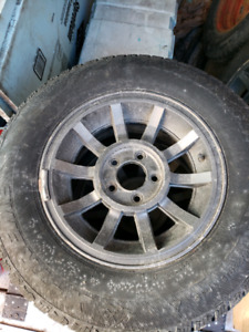 15 inch Winter tires