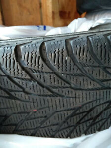 Nokian Snow Tires 195/65R15 95R XL