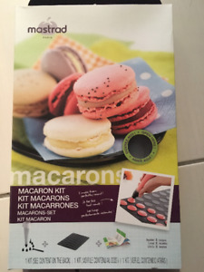 Macaron Baking Kit - Brand New / Never Used