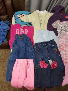 Girls 3 to 6 months 50 pieces