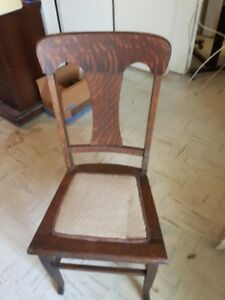 Vintage Dining Room Chairs - Six available