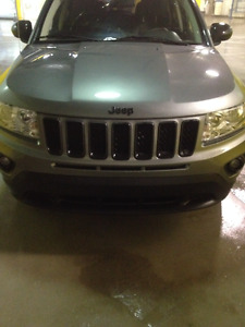 2012 Jeep Compass Sport SUV, Crossover 4X4 -Very Clean $11000OBO