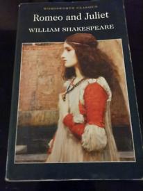 Romeo & Juliet books