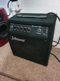 bass practice guitar bass amplifiers for sale gumtree. Black Bedroom Furniture Sets. Home Design Ideas