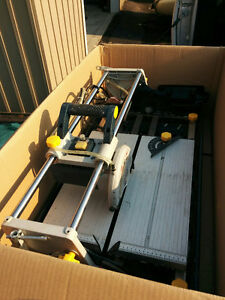 Tile Cutter Peterborough Peterborough Area image 1