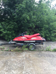 1999 seadoo gsx limited 3200 or bo    or trade