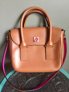 Kate Spade Purse with carrying handles and long strap - Like NEW