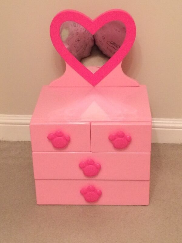 Build A Bear Chest Of Drawers