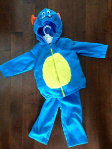 Carters 'Monster' Costume 18mos, $10