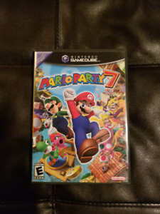 Mario Party 7 Complete in Box Mint