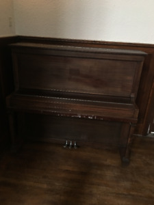 2 Free Upright Pianos - Available for Pick-up