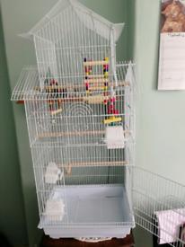 Brand new large bird house.