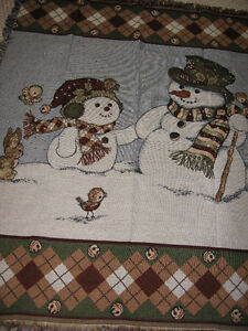 Snopals Tapestry Throw