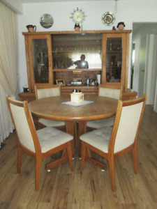 Solid Pine Dining room set