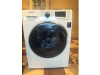 Samsung WD90J6410AW Ecobubble 9Kg /6kg 1400 Spin Washer Dryer White RRp£649