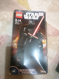 Star wars Lego figure - Kylo Ren
