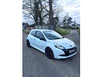 Renault Clio Rs 200. Renaultsport 2.0 with recaros