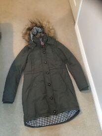 Women's Fatface winter coat
