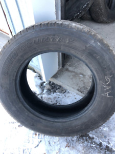 1x pneu d'hiver LT 275/65R20 10ply Toyo Open Country WLT 1