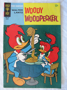 Gold Key Comic - Woody Woodpecker - No 98   Aug. 1967