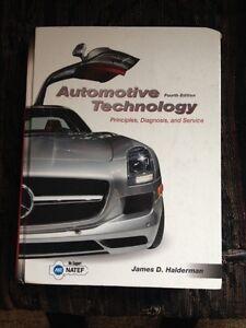 Automotive tech book