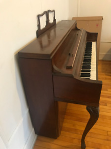 Excellent Piano for free to deserving family