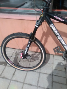 Marzocchi All Mountain 1 fork