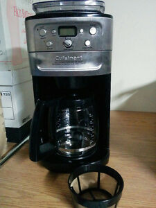 CUISINART Automatic Burr Grind and Brew Thermal 12 Cup