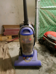 Free Hoover Vacuum with new filter
