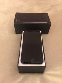iPhone 7 jet black 128 GB - opened but not used