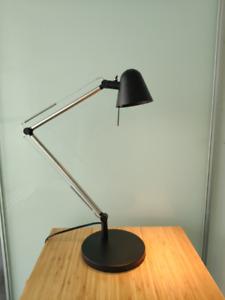 IKEA Work Lamp with Light Bulb