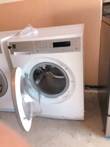 BRAND NEW 24 inches KENMORE WASHER & ELECTRIC DRYER
