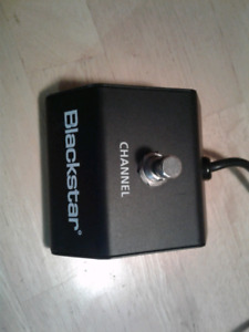 Footswitch for Blackstar HT5 head