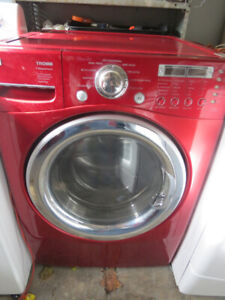 LG Tromm Super Capacity Direct Drive Steam Washer