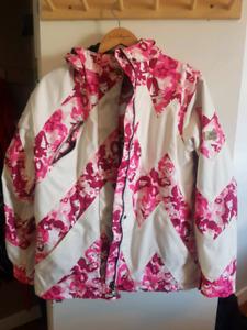 Limited edition RIDE/Tokidoki women's snowboard jacket, size L
