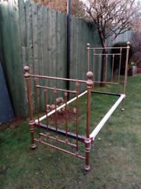 Victorian single bed