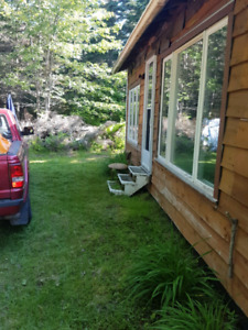 10 acres minutes from Porters Lake