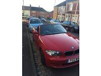 BMW 1-Series convertible only 32,000 miles!!